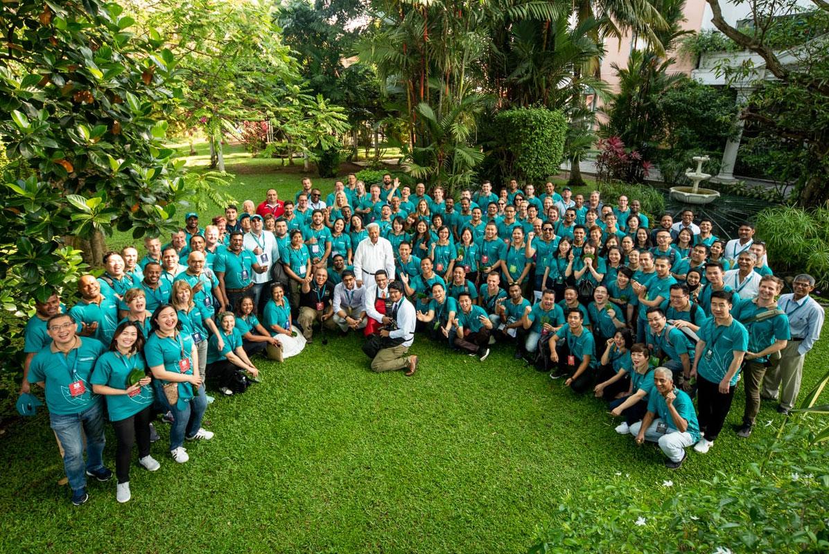 68th Batch of Dilmah School of tea