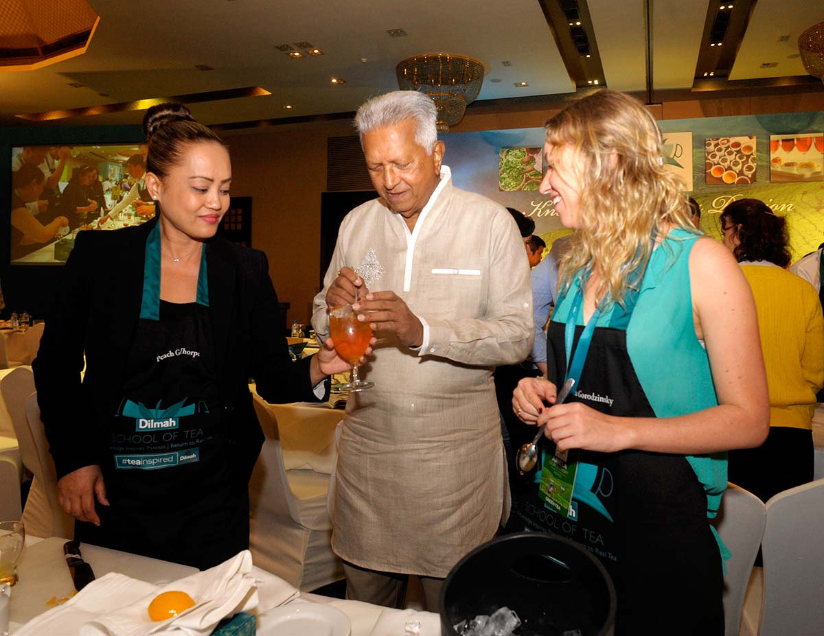 Dilmah School of Tea May 2016 - Day 5 - Morning Session