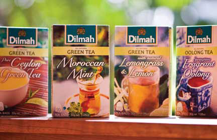 Dilmah Green Tea