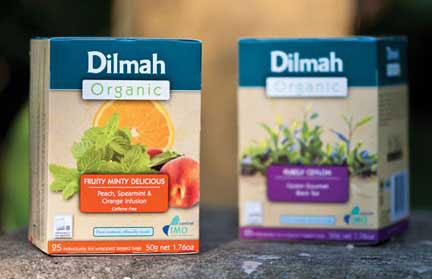 Dilmah Organic Tea