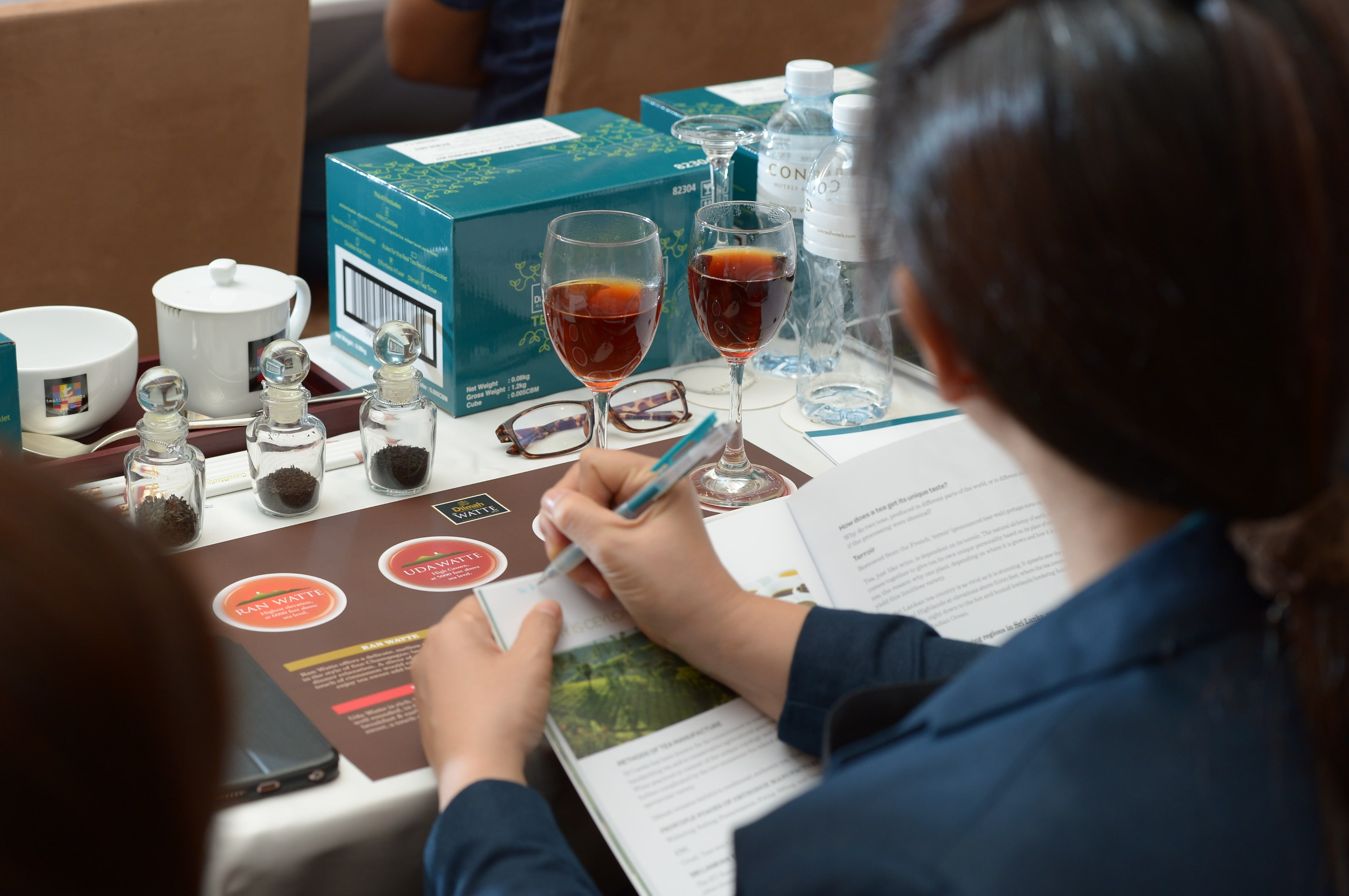 Tasting the terroir with Dilmah Watte Tea Range