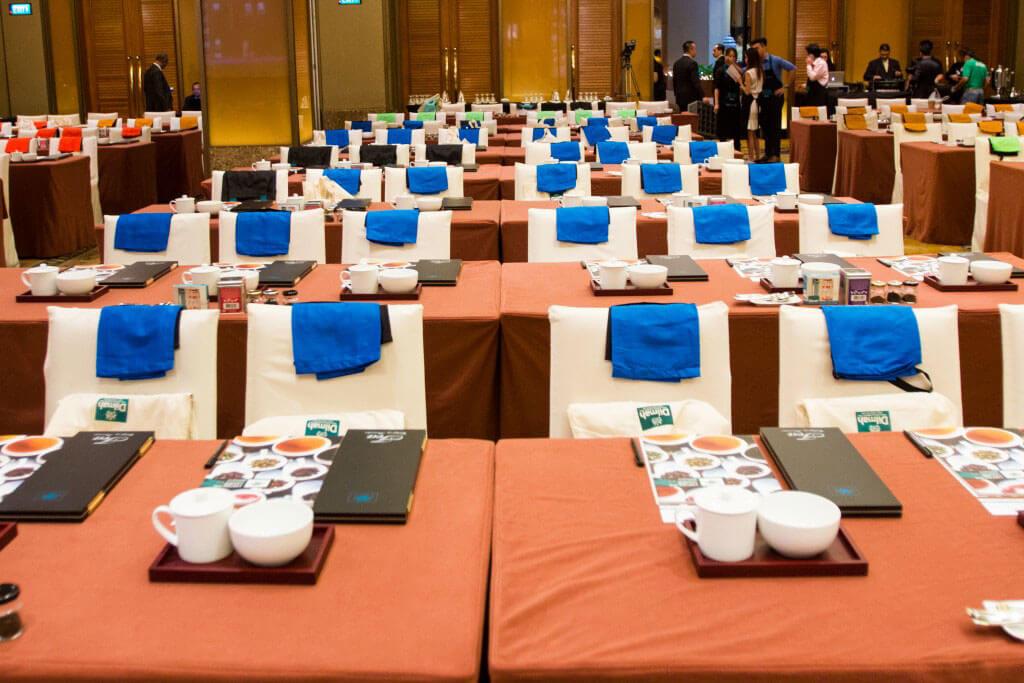 Dilmah School of Tea 2015, Singapore, Certificate Course Session - 1