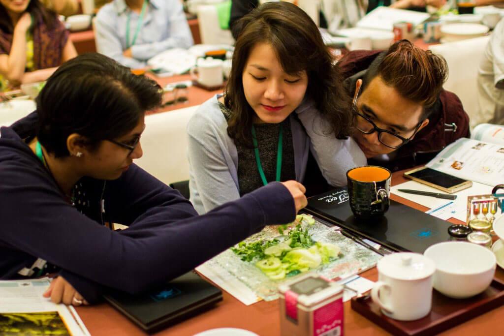 Dilmah School of Tea 2015, Singapore, Certificate Course Session - 2