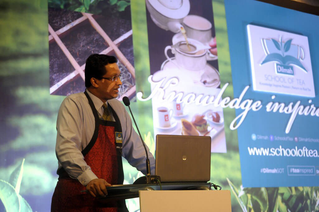 Dilmah School of Tea 2015, Sri Lanka - Session 2 - Classroom Sessions - 01