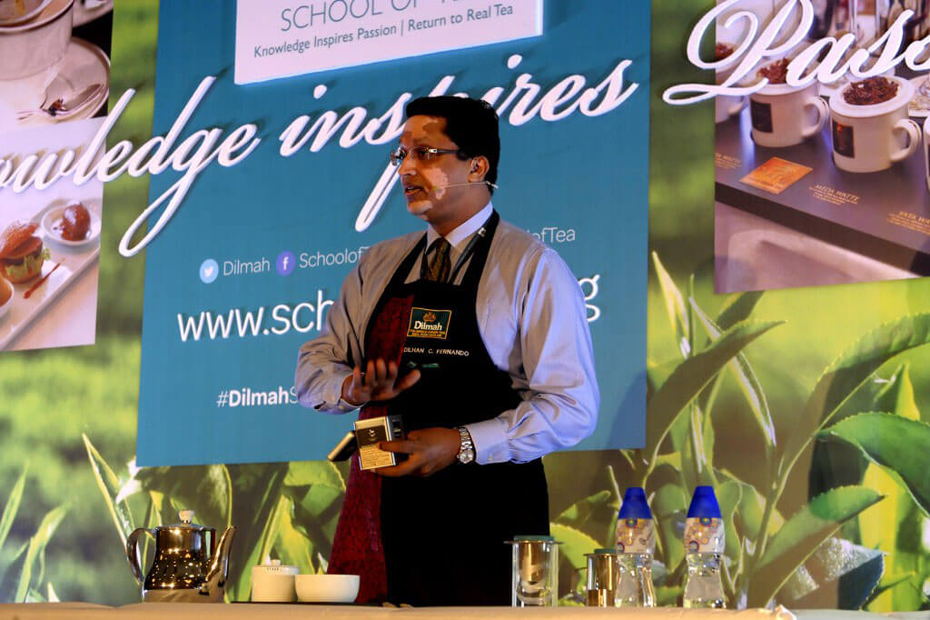Dilmah School of Tea 2015, Sri Lanka - Session 2 - Classroom Sessions - 02