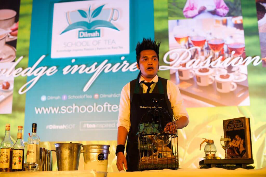 Dilmah School of Tea 2015, Sri Lanka - Session 2 - Classroom Sessions - Revolution in High Tea - 1