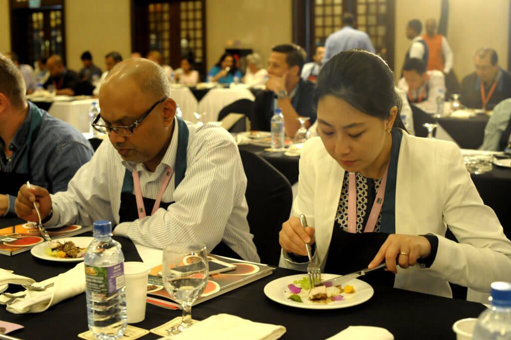 Dilmah School of Tea 2015, Sri Lanka - Session 2 - Classroom Sessions - Tea Gastronomy with Peter Kuruvita - 2