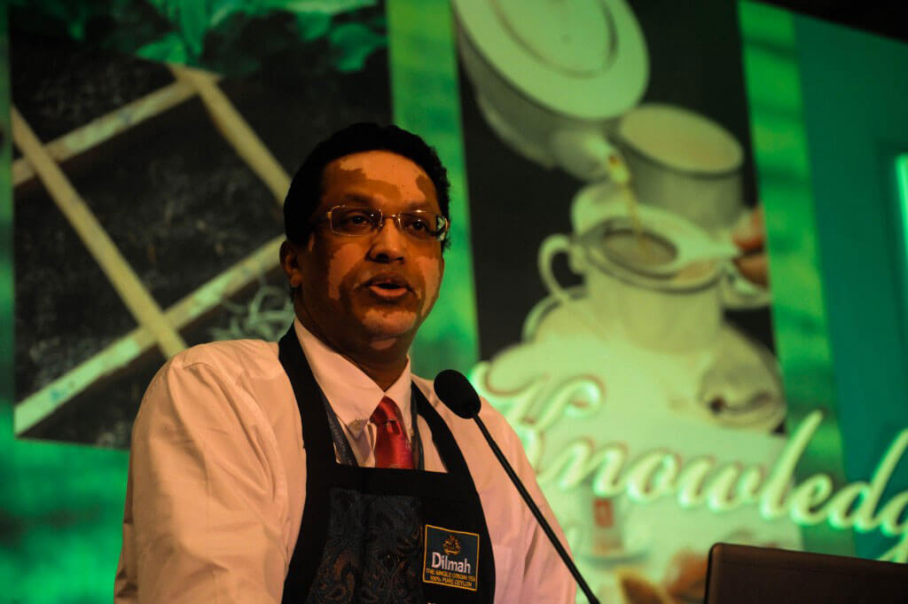 Dilmah School of Tea 2015, Sri Lanka - Session 2 - Classroom Sessions - Teas for every mood