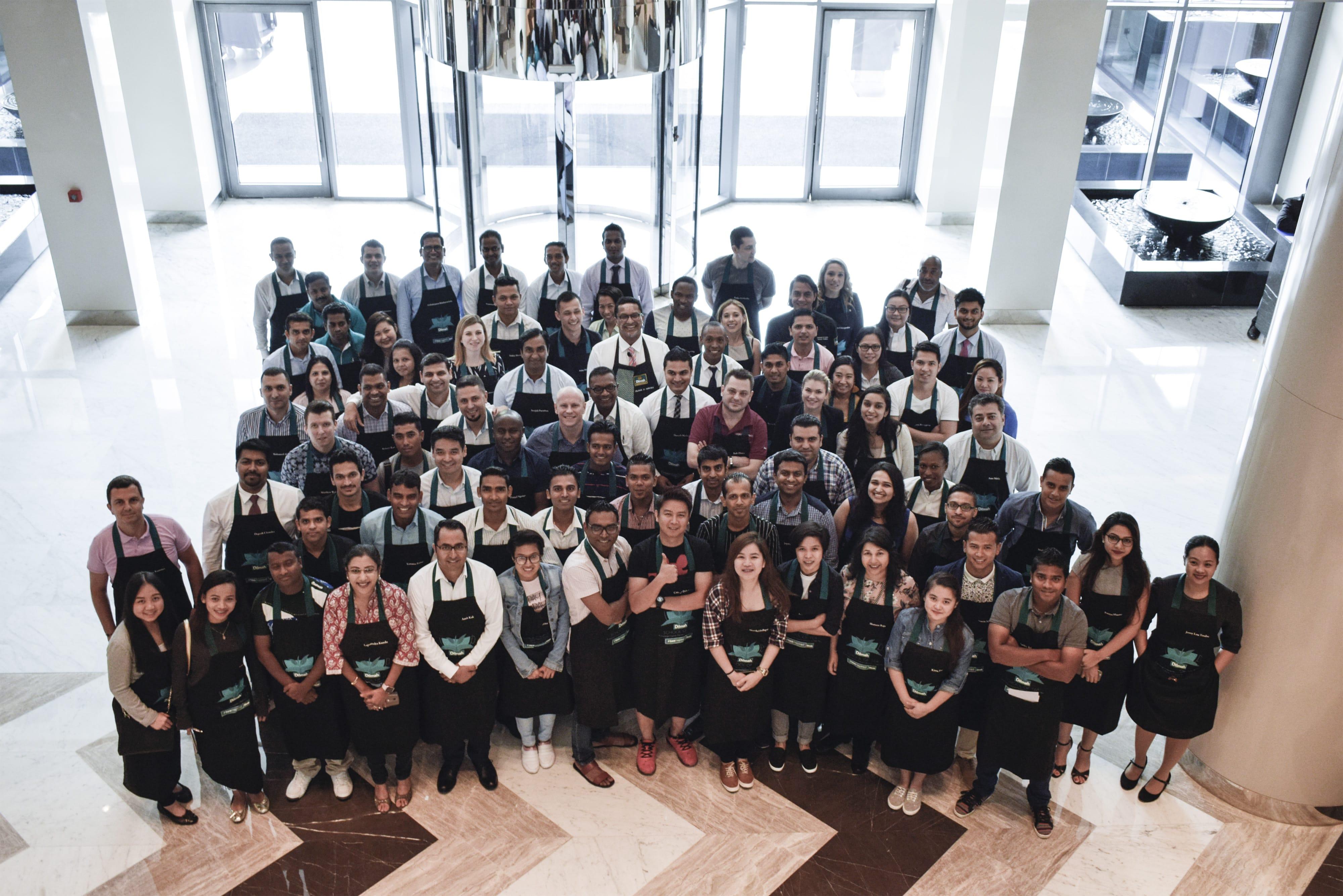 57th Batch of Dilmah School of Tea