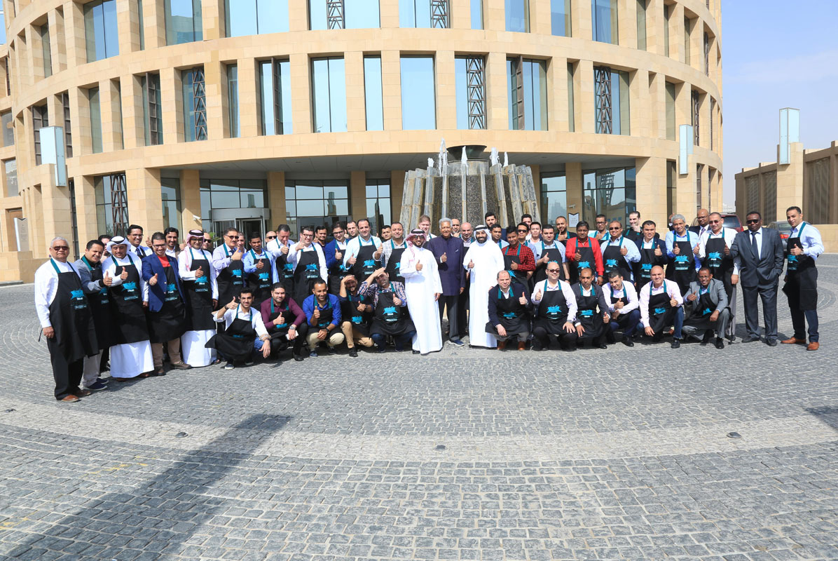 Dilmah School of Tea - Middle East 2018, Riyadh, Saudi Arabia