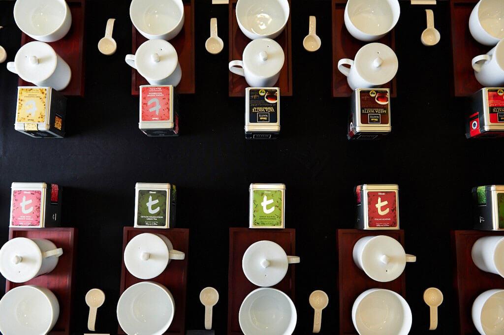 Dilmah School of Tea - Sydney, Australia - 2014