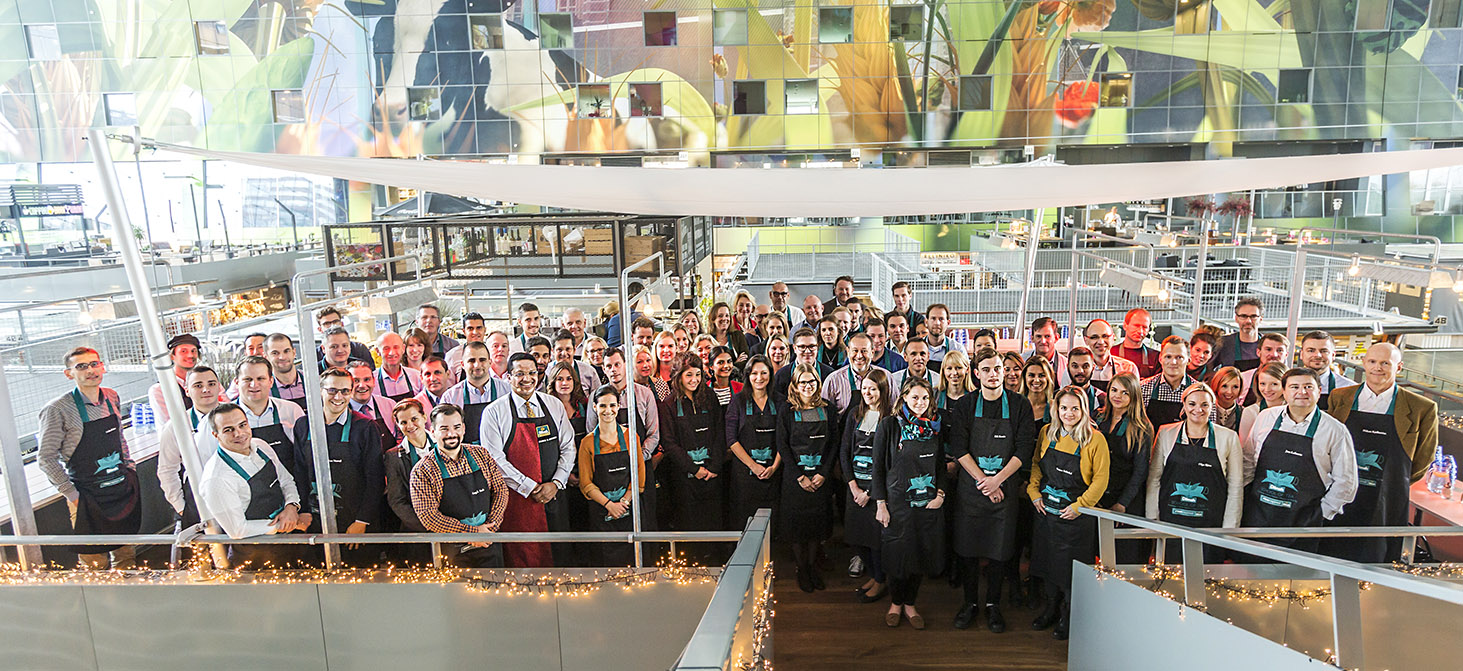 Dilmah School Of Tea 2016, Rotterdam, The Netherlands