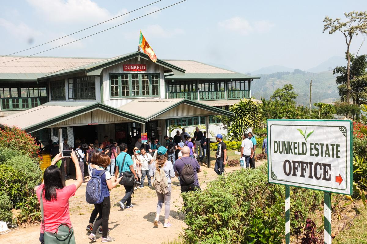 Dilmah School of Tea February 2017 - Dunkeld Visit