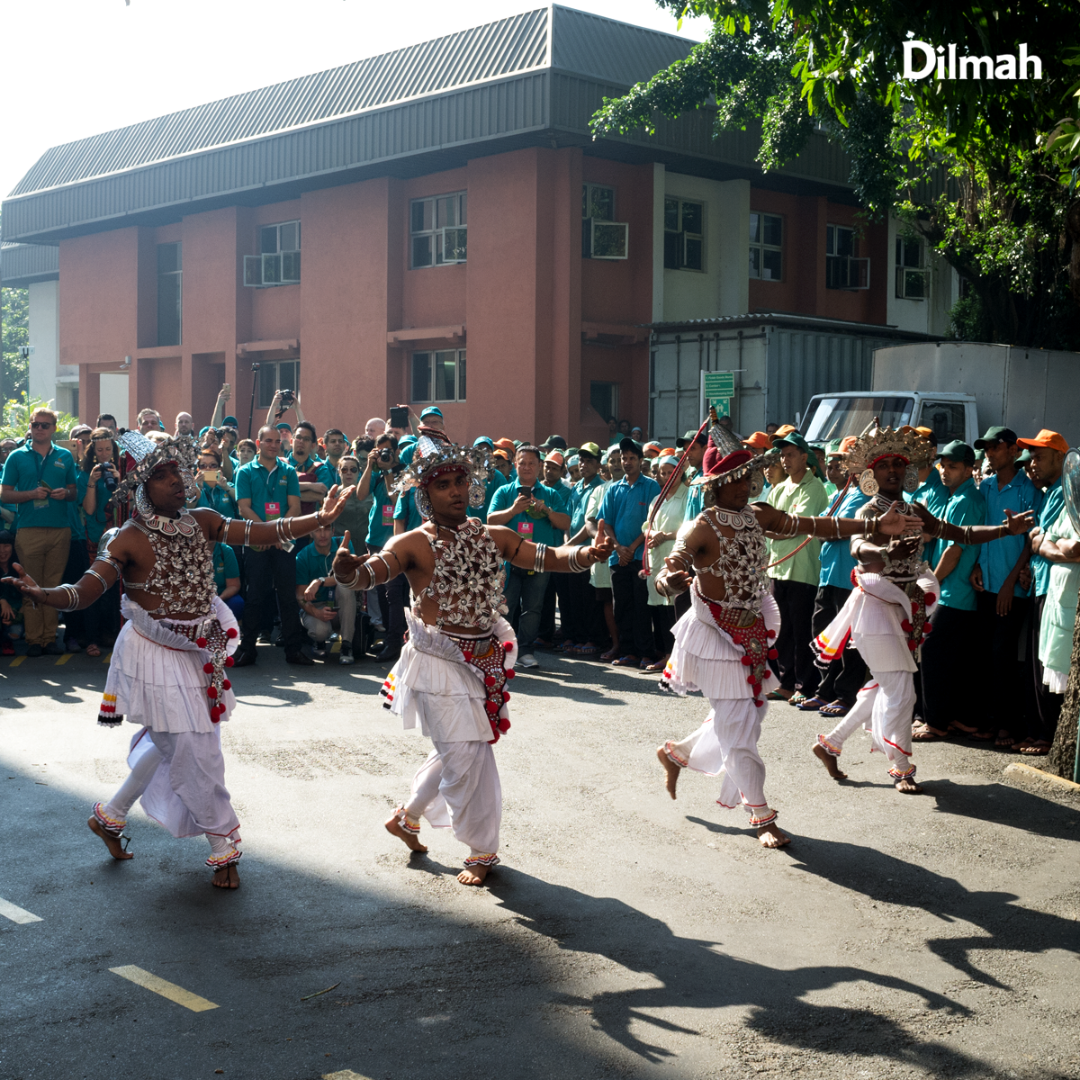 Dilmah School of Tea February 2017 - Dilmah Office Visit
