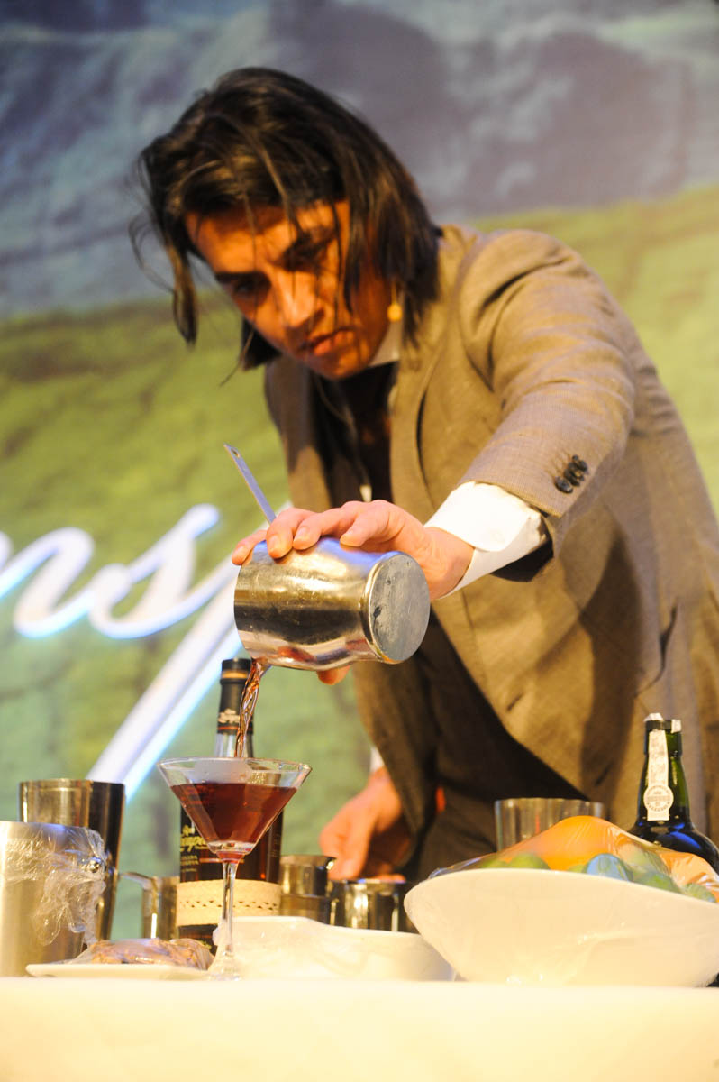 Mixology session by Rebert Schinkel