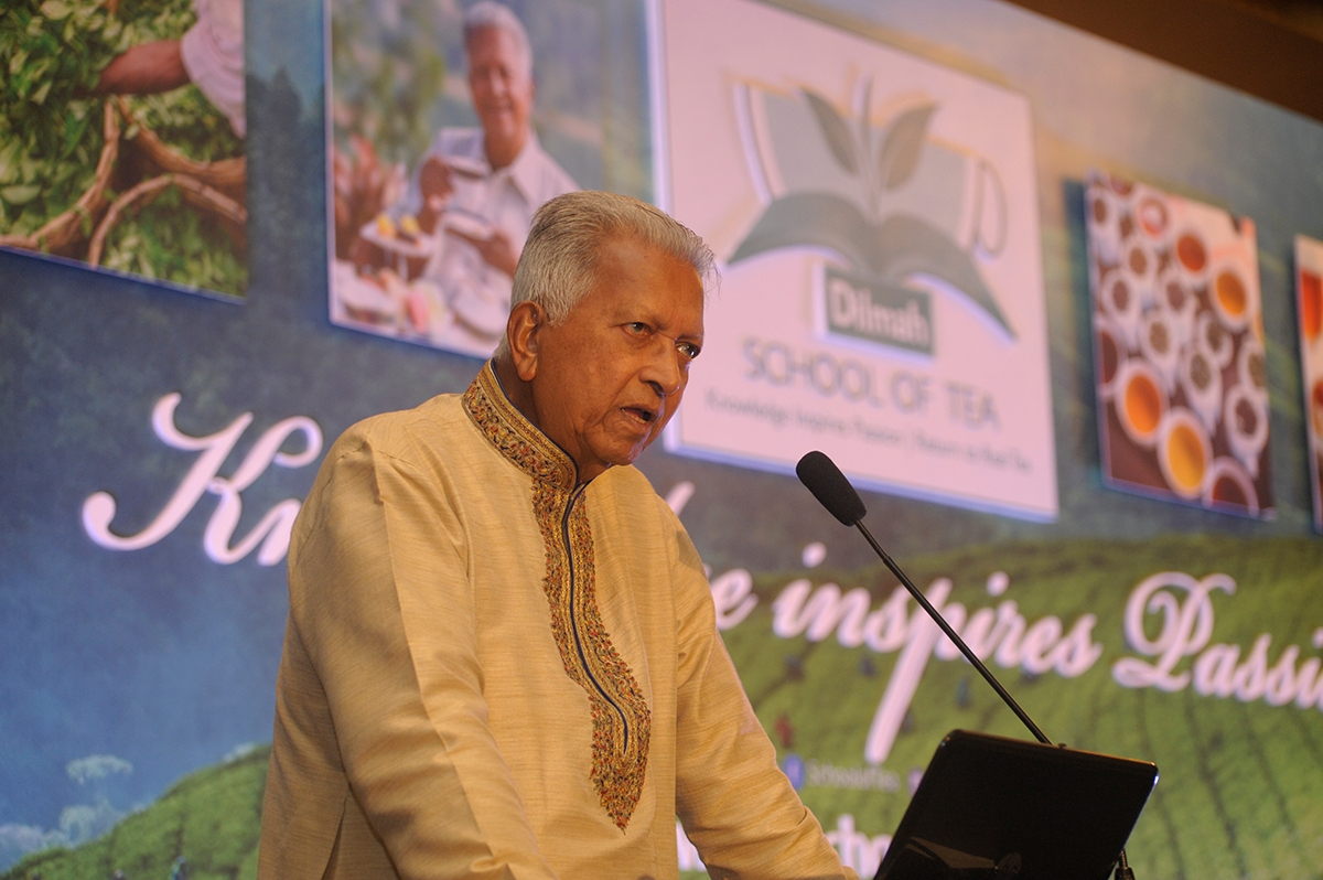 Speech by Dilmah Founder - Merrill J. Fernando