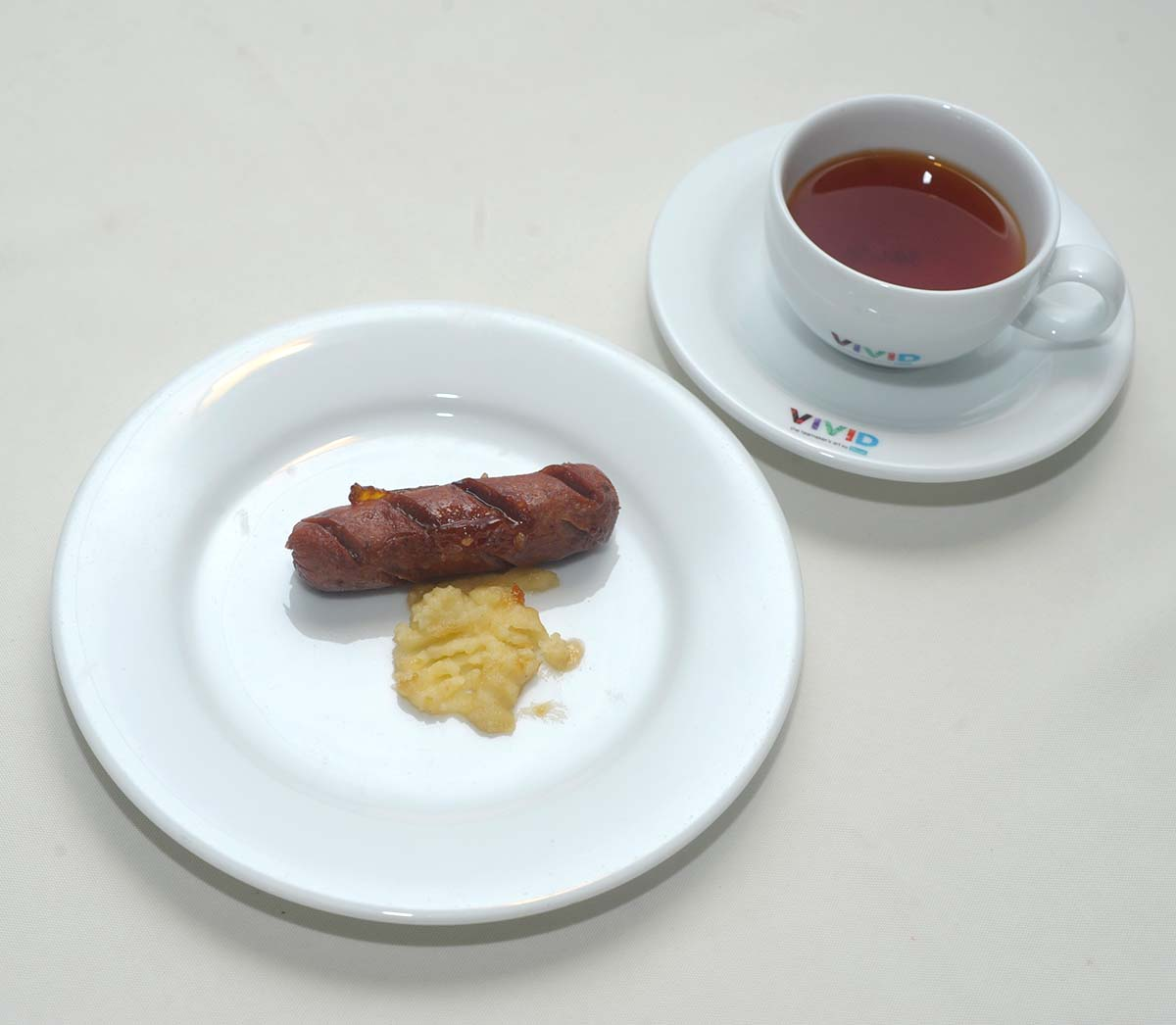 Ceylon Breakfast with Bangers,mash & marmalade