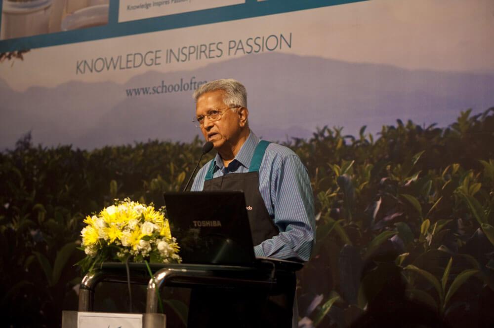 School of Tea 2011, Sri Lanka - Session 1 - Classroom Sessions