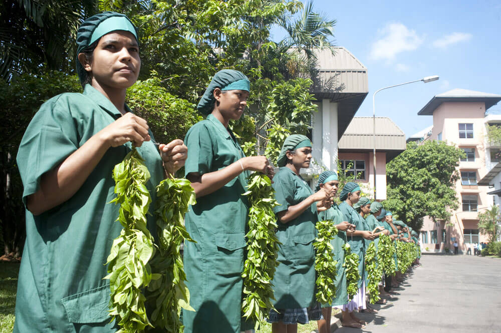 School of Tea 2011, Sri Lanka - Session 2 - Visit to Home of Dilmah