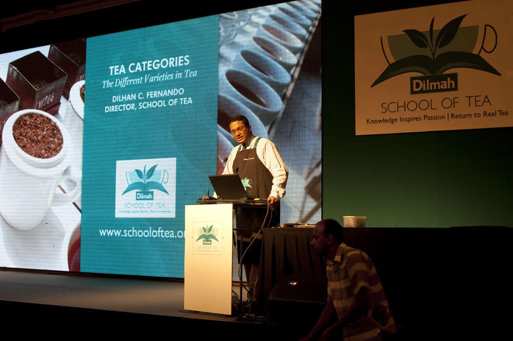 School of Tea 2012, Sri Lanka - Session 1 - Classroom Session - 001