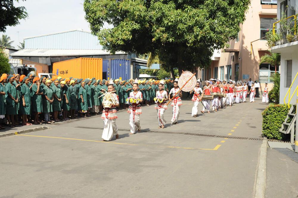 School of Tea 2012, Sri Lanka - Session 2 - Visit to Home of Dilmah