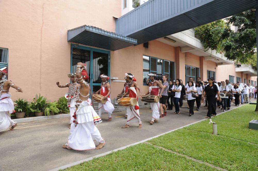 School of Tea 2014, Sri Lanka - Session 1 - Visit to Home of Dilmah