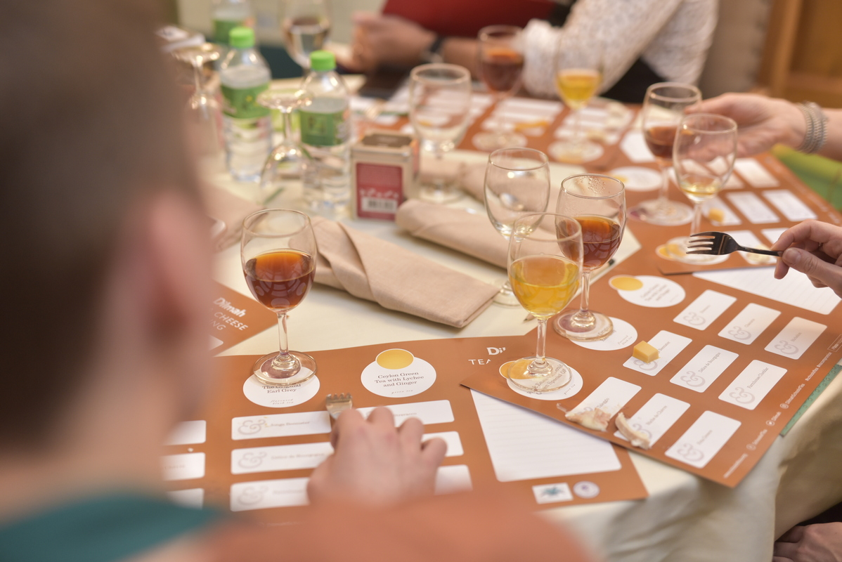 Tea & Cheese Pairing with Betty Koster – Queen of Cheese