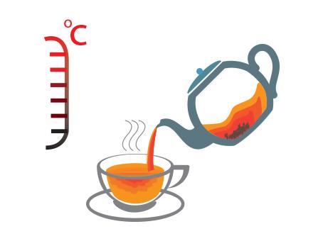 Right Temperature to Consume