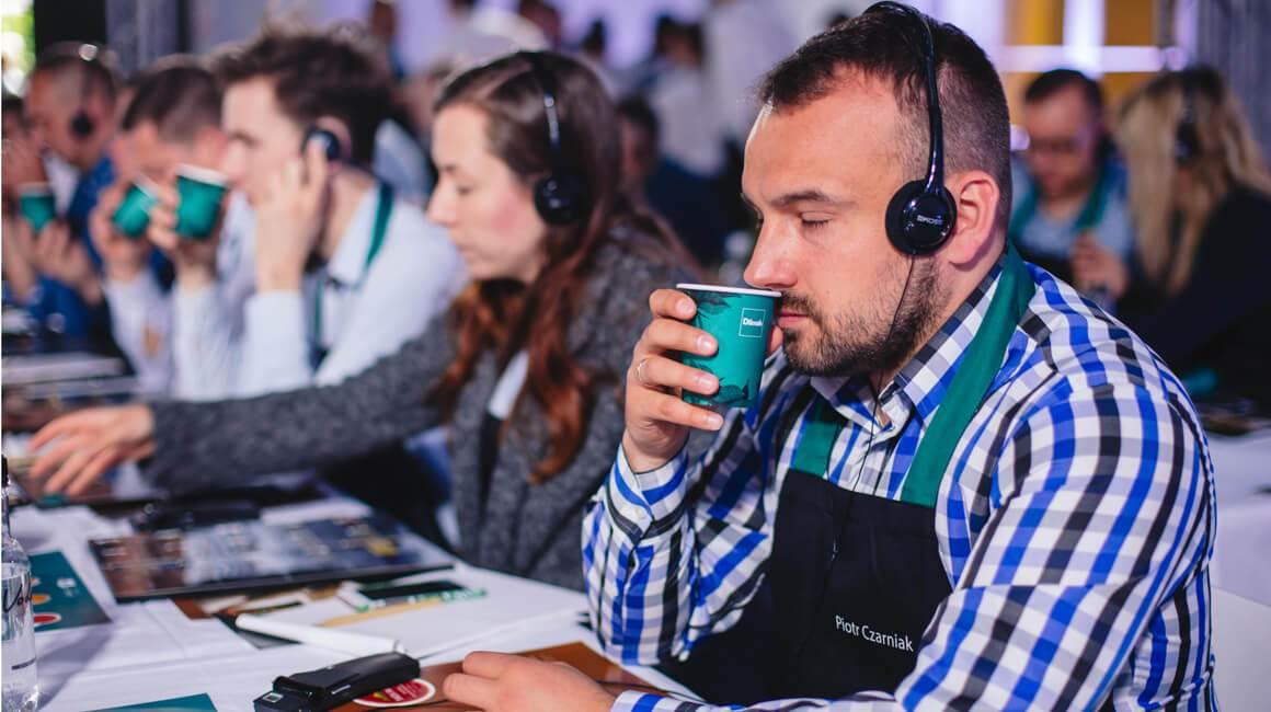 Dilmah School of tea 2018, Europe