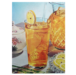 1904 - Introduction of Iced Tea