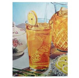 1904 - Introduction of Iced Tea