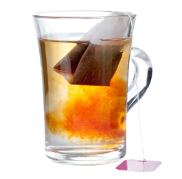 1908 - Invention of Tea bags