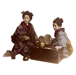 794 CE - Japanese Tea Ceremony