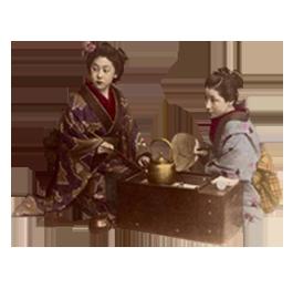 794 CE - Japanese Tea Ceremony