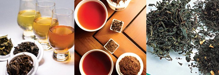 Variety in Tea