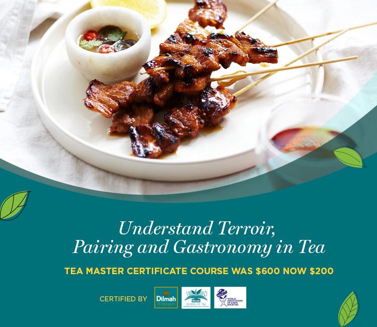 Tea Master Certificate Course