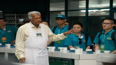 43rd Dilmah School of Tea - May 2016