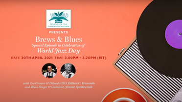 Special Episode : Brews & Blues - World Jazz Day